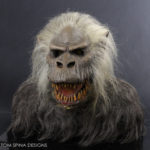 Creepshow Fluffy puppet prop display
