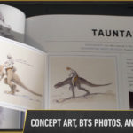 Behind the scenes tauntaun images