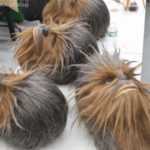 Star Wars Chewbacca costume mask fur