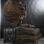 Life size star wars rancor pit
