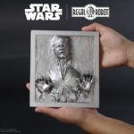 Regal Robot Han Solo Carbonite