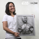 Star Wars decor by Regal Robot