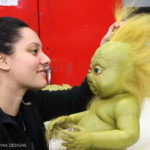 grinch stole Christmas movie prop
