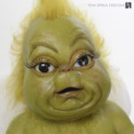 baby grinch Christmas decorations