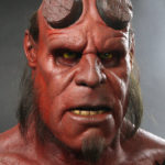 Hellboy Movie Prop Mask Restoration
