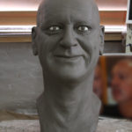 likeness bust from photos