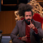 Comedy Central game show with Reggie Watts