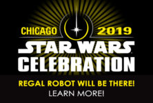 Star Wars convention panels, Regal Robot