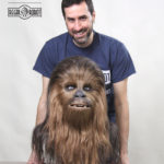Regal Robot life-sized Chewbacca bust