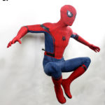 Spider-Man: Homecoming Costume Display