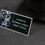 Jason X Glove Prop Conservation