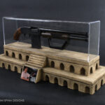 From Dusk Till Dawn Prop Shotgun Display Base