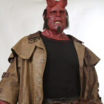 Ron Perlman 2004 Hellboy Costume
