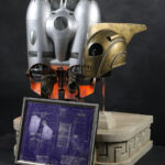 Rocketeer Movie Props Themed Display