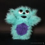 replica movie prop Beebo from DC's show