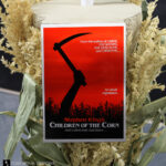 Children of the Corn plaque and display