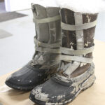 Prop Hoth boots worn in Star Wars ESB