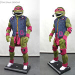 TMNT coming out of their shells tour suit