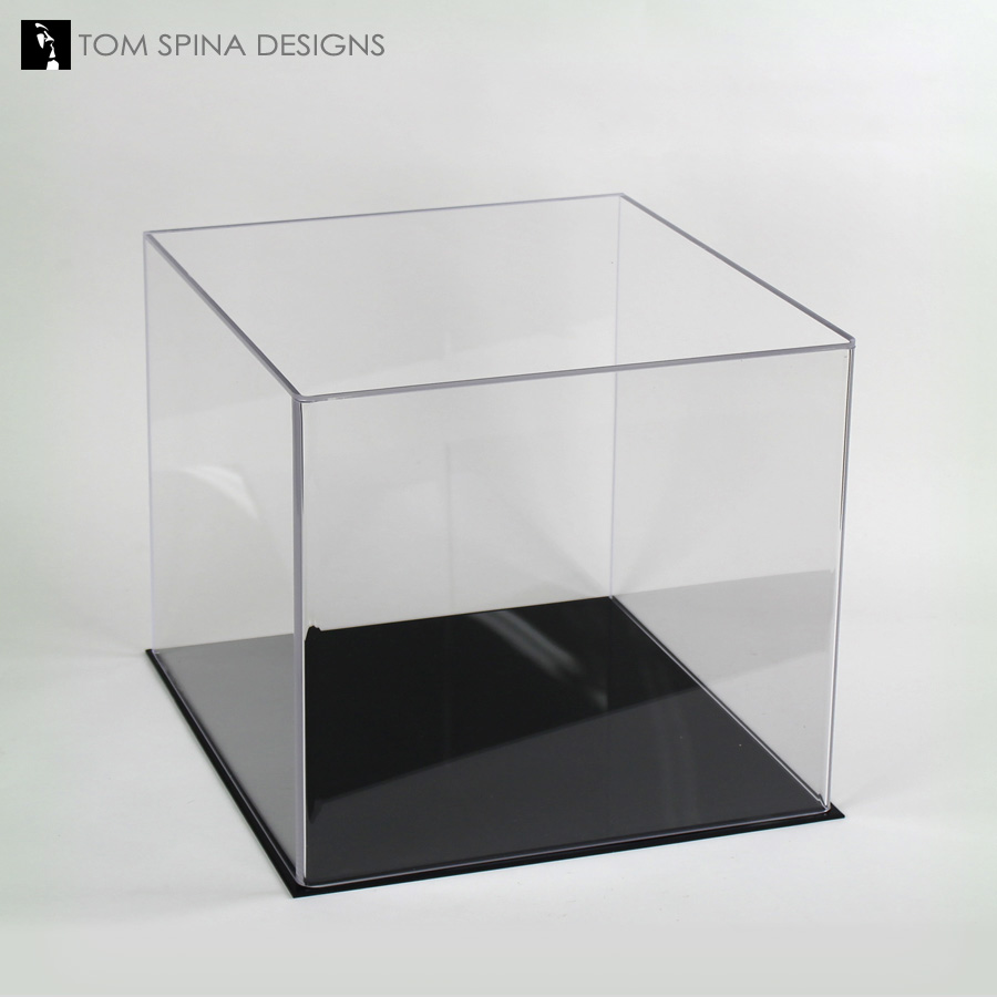 made to order small acrylic display case