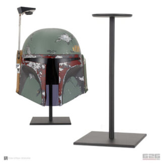Elevate metal helmet or hat stand by 626AM