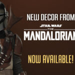 New Decor inspired by The Mandalorian Disney+ Series