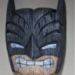 surf's up joker batman mask replica
