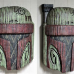 boba fett bounty hunter mask replica