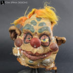Chiodo Brothers Killer Klowns animatronic movie mask restoration