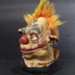 Halloween clown mask movie prop