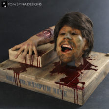 zombie movie prop halloween